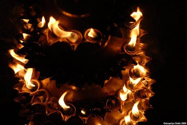 Sandhi Pujo | Durga Puja 2009