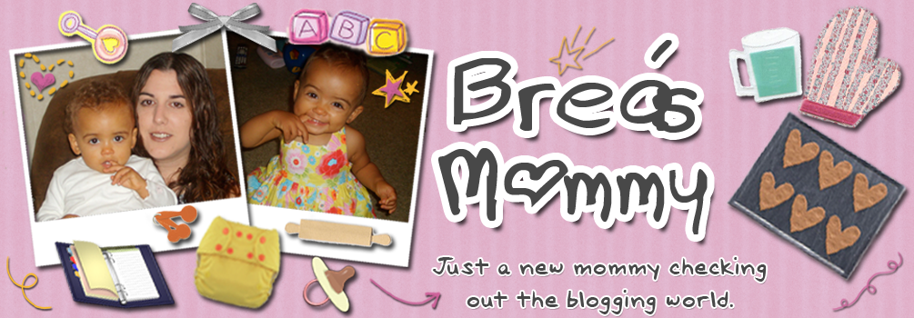 Brea&#39;s Mommy