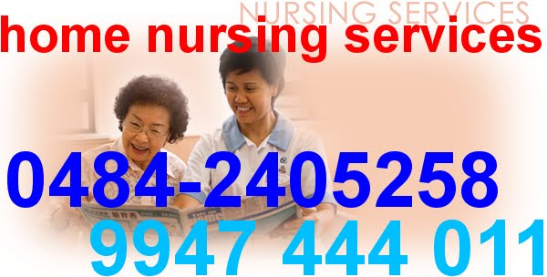 homenursing services in ernakulam,kochi