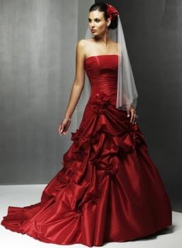 vestido+de+noiva+vermelho