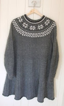 Fairisle Yoke Dress