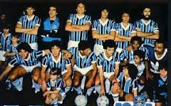 GRÊMIO - CAMPEÃO DA TAÇA LIBERTADORES DA AMÉRICA 1983