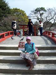 imma-san in KAMAKURA
