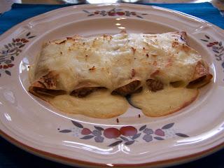 Cocianita canelones - Canelones en microondas ...