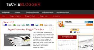 techie blogger
