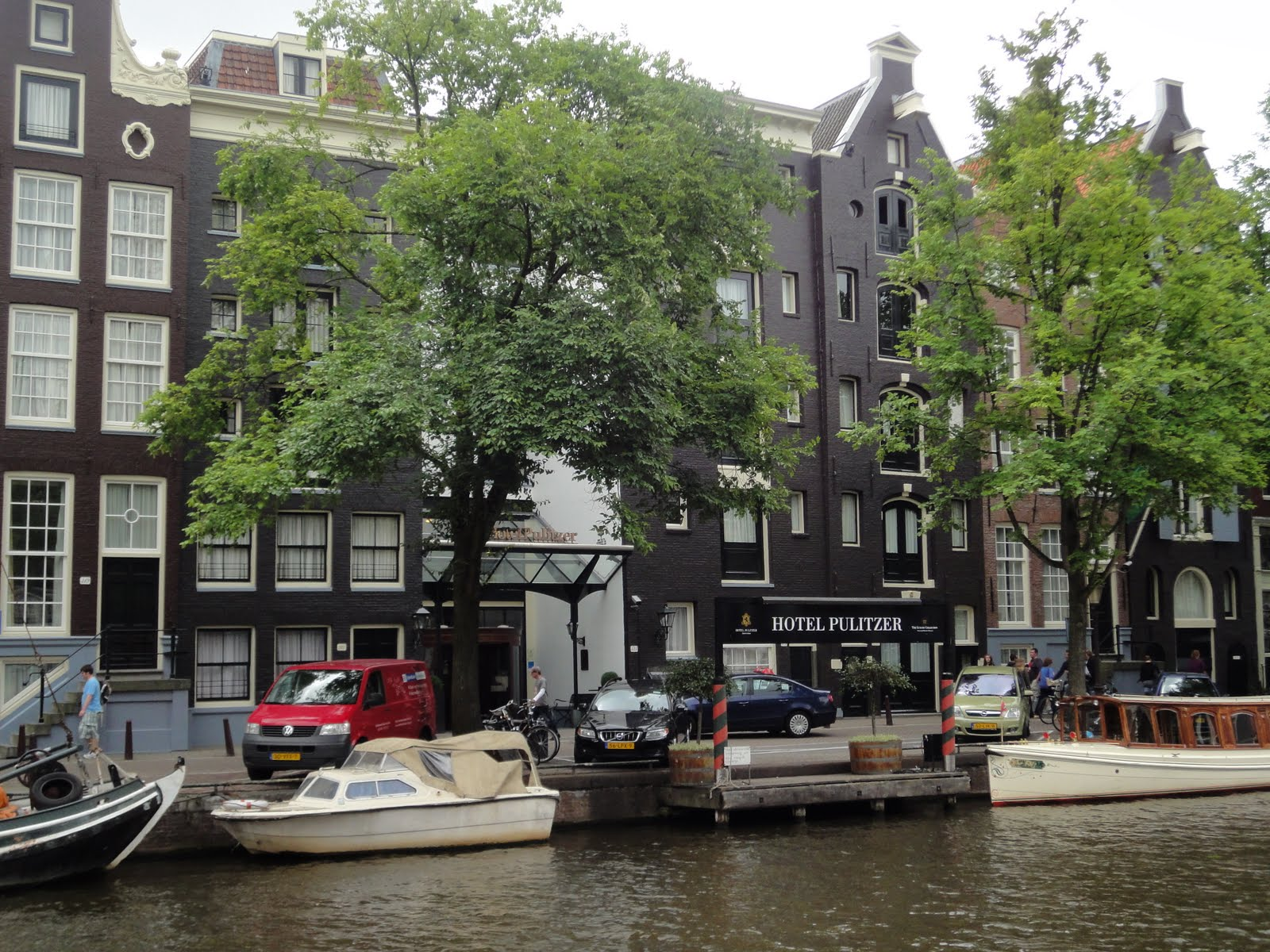 My favorite hotels in the world hotel pulitzer amsterdam for Pulitzer hotel in amsterdam