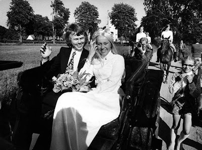 abba 4ever bj246rn and agnethas wedding