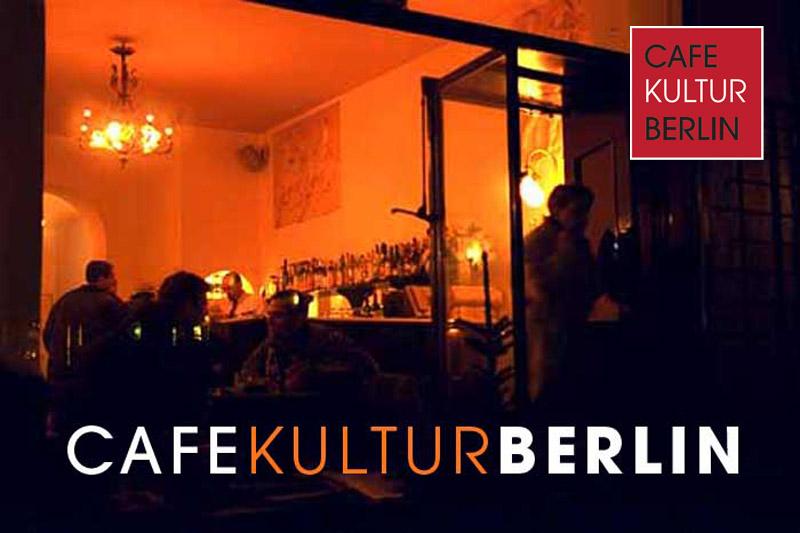 CAFE KULTUR BERLIN