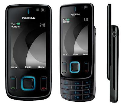 Nokia 6600 Sli
