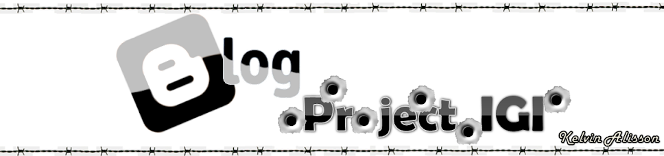 Blog Project IGI