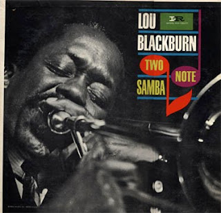 Lou Blackburn Jazz Frontier