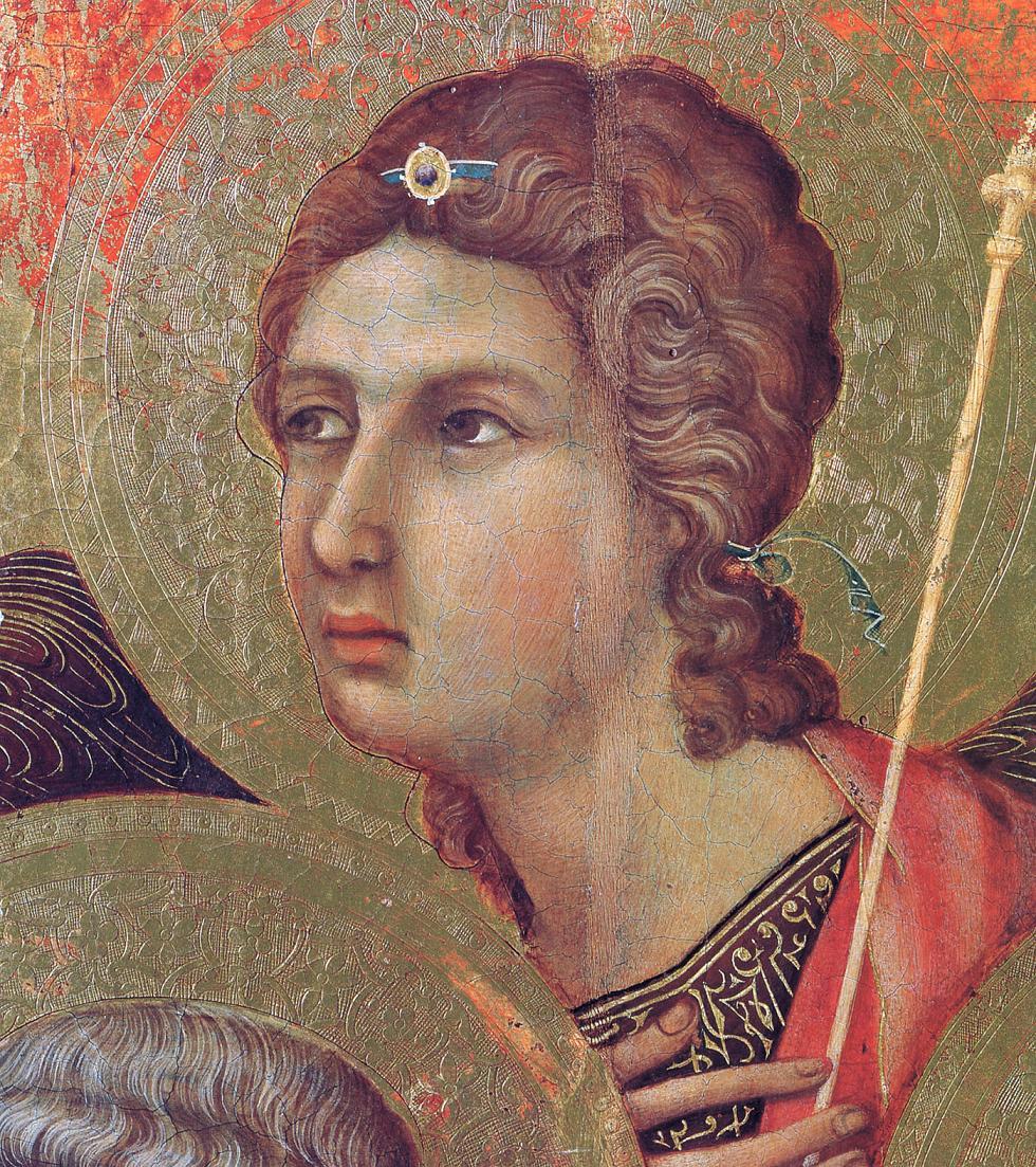 Duccio di Buoninsegna (1255-1319) The Maestà ~ Blog of an Art Admirer