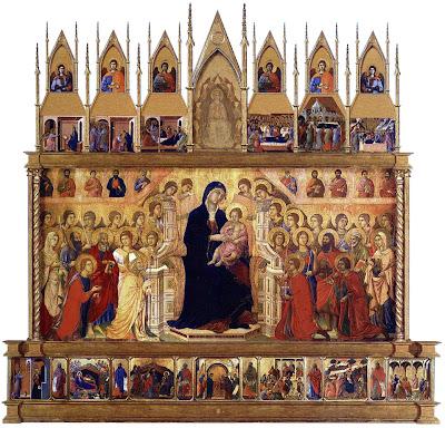 Duccio The Maestà