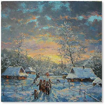 Painting by Ukranian Artist  Igor Ropyanyk