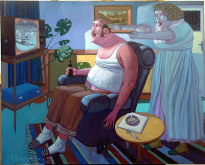 Polish Artist Jacek Palucha's Art