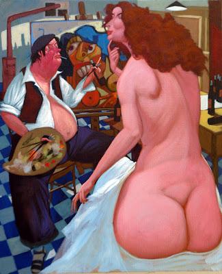 Art of Polish Artist Jacek Palucha