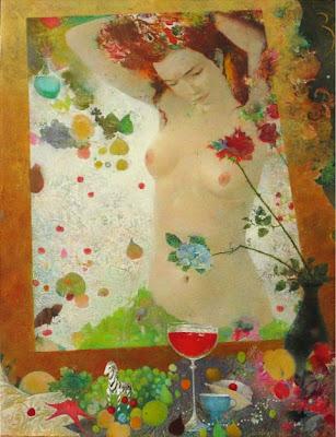 Elena Shlegel Belarusian Artist