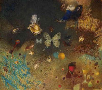 Painting by Elena Shlegel Belarusian Artist