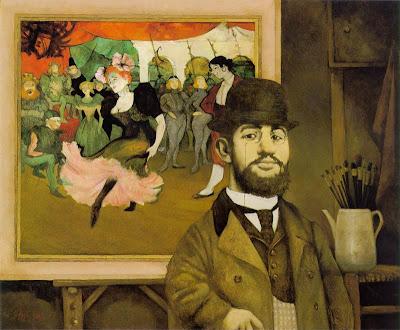 American Artist Charles Bragg