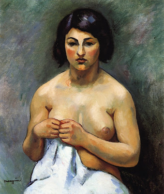 Nude Painting by Henri Manguin