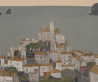 Paintings by Shigeyoshi Koyama Japanese Artist