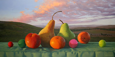 Still Life Painting by American Artist