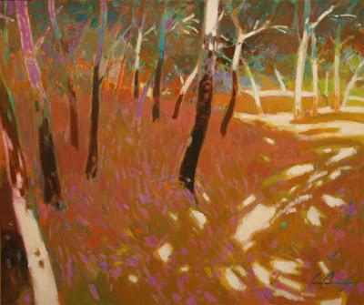 Oil Paintings by Spainish Artist Luis Amer