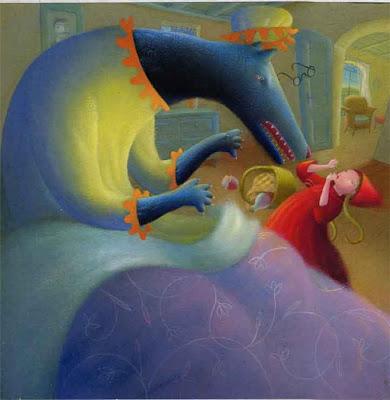 Illustrations by Italian Artist Nicoletta Cicolli