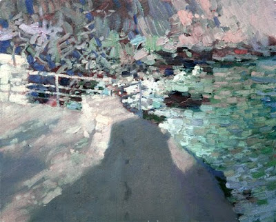 Oil Painting by Bato Dugarzhapov Russian Artist
