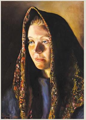 Oil Painting by Spanish Artist Rigoberto Soler