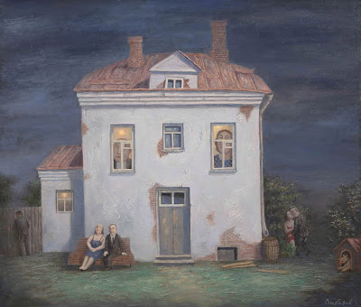 Paintings by Vladimir Lubarov Russian Artist