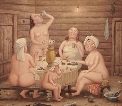 Paintings by Russian Artist Vladimir Lubarov