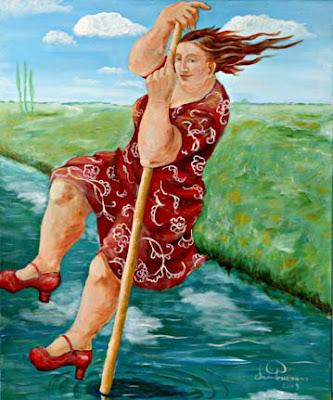Paintings by Christien Peursum Dutch Artist