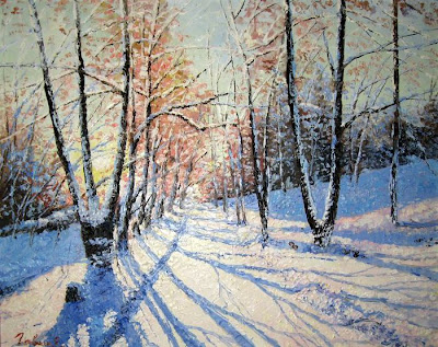 Meridian to Exhibit Paintings by Renowned Russian Artist