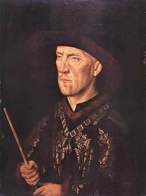 Baudouin de Lannoy by Jan Van Eyck