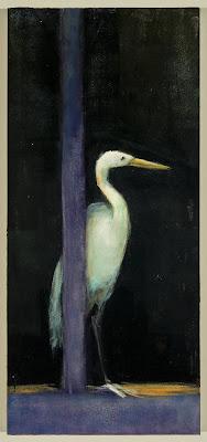 Painting by American Artist Treacy Ziegler