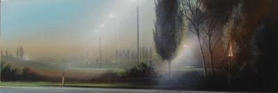 Painting by Italian Artist Giovannini Andrea