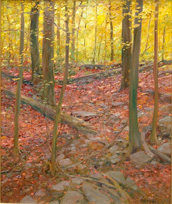 Landscape Paintings by American Artist David P. Hettinger