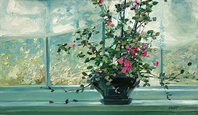 Landscape Paintings by American Artist David P. Hettinger