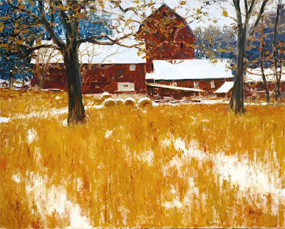 Painting by American Artist David P. Hettinger