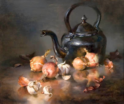 Paintings by Owen Rohu  British Artist