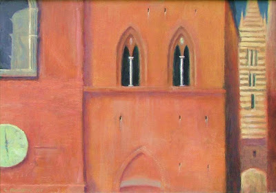 Painting by Zbigniew Chrostek Polish Artist