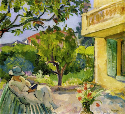 Paintings by French Artist Henri Lebasque