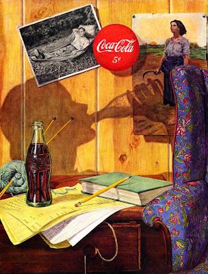 Painting by American Artist Hananiah Harari