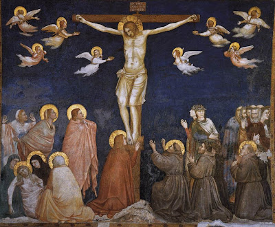 Crucifixion by Giotto