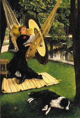 James Jacques Tissot, The Hammock