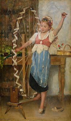 Painting by Swedish Artist Emma Ekwall
