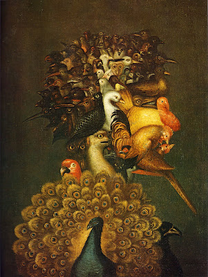 Paintings by Giuseppe Arcimboldo Air