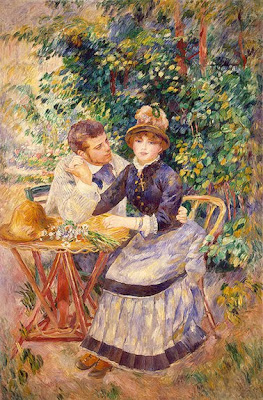 Painting by Pierre-Auguste Renoir