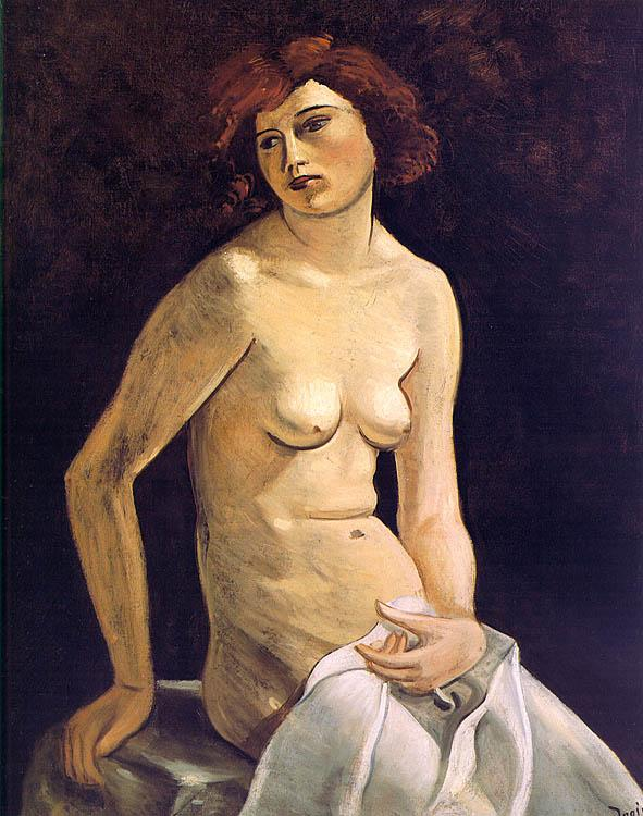 Oil Painting by Andre Derain French Artist